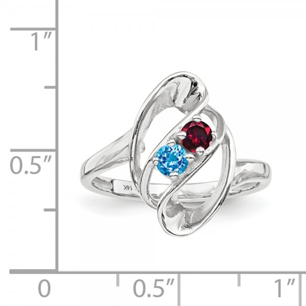 90839eb4d6ef9 Rings, Gemstone Jewelry, COLLECTIONS | Sterling Silver Rhodium ...