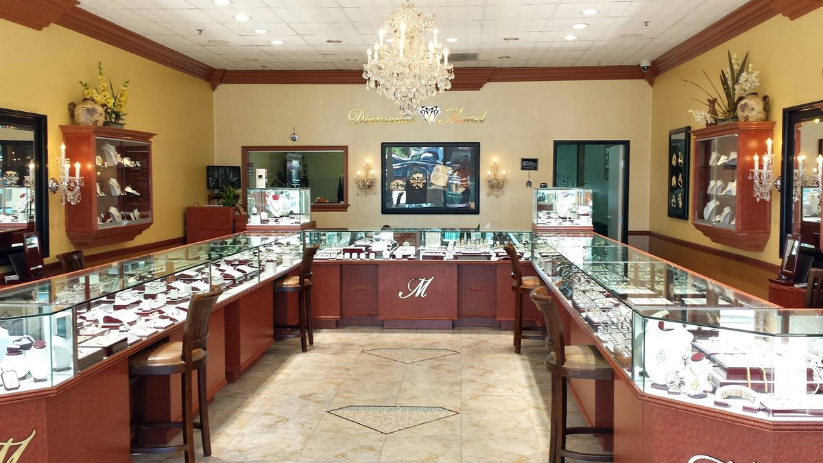 Diamonds by Monet Temecula Jewelry Storefront